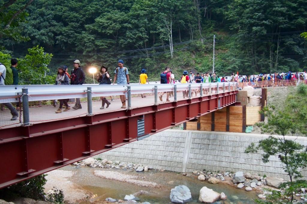 オアシスの橋