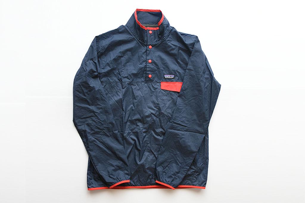 パタゴニア「フーディニ・スナップT・プルオーバー」は理想的な1着かも