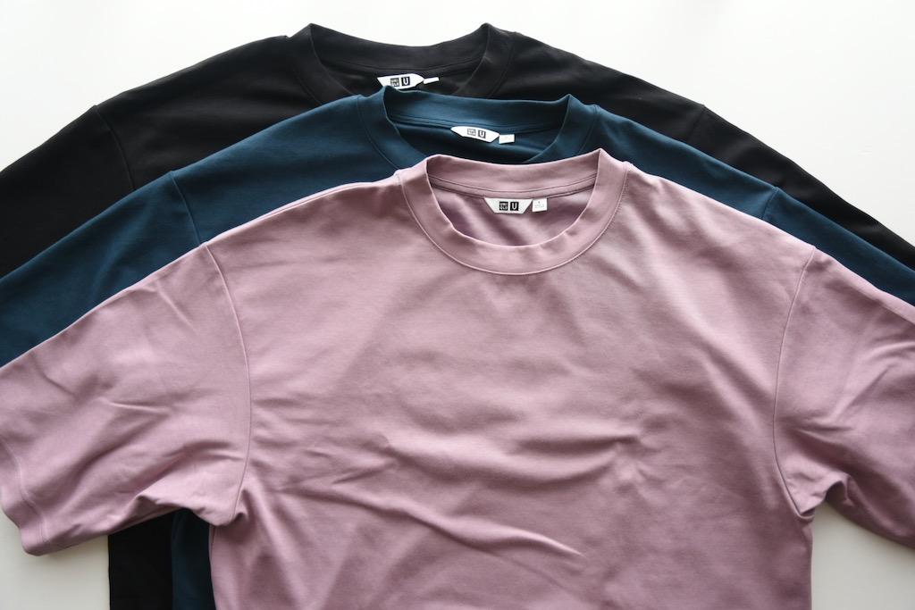 「エアリズムコットンオーバーサイズTシャツ」はよれやすい?