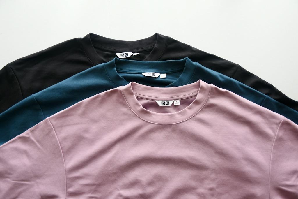 UniqloU|エアリズムコットンオーバーサイズTシャツの少し気になる点