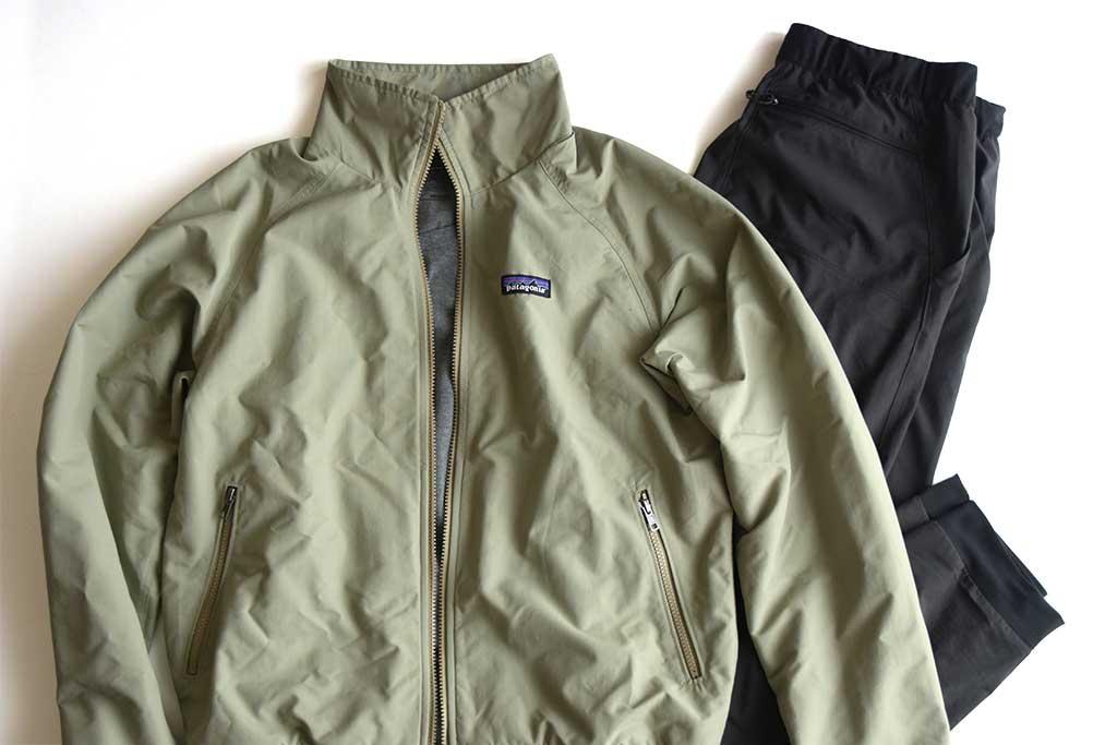 普段着に最適なバギーズ・ジャケットのデザインが重宝する