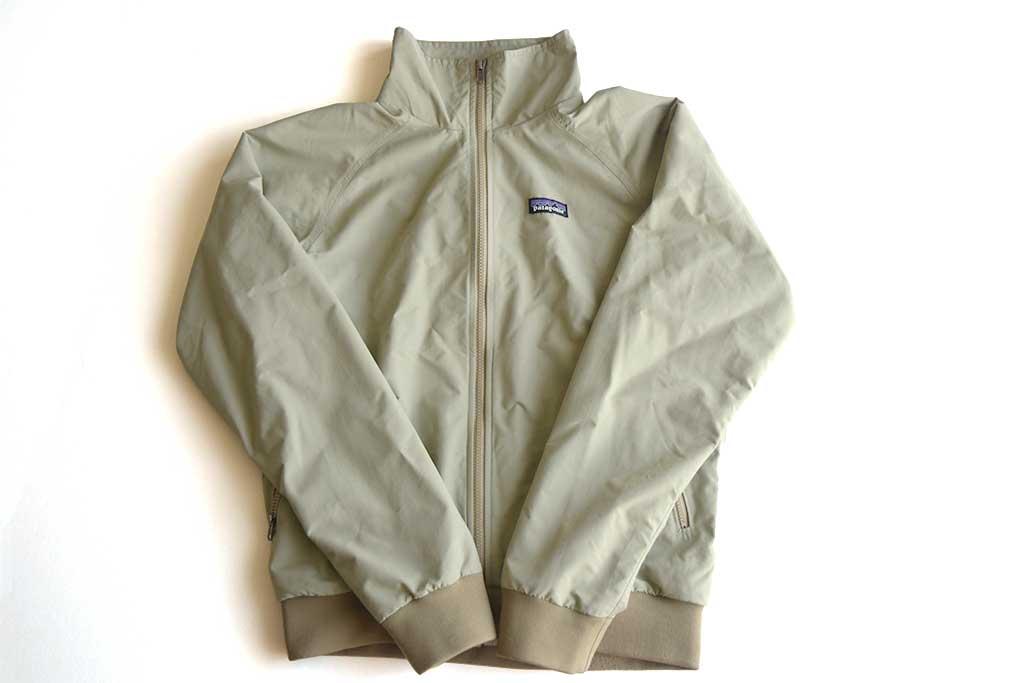 パタゴニア・バギーズ・ジャケットは春や秋にかなり重宝する一着